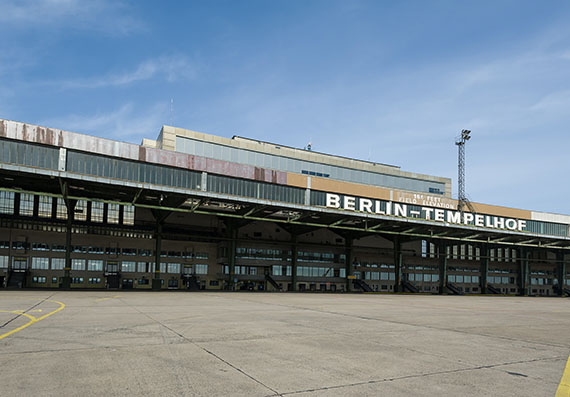 Quelle: Tempelhof Projekt GmbH, www.thf-berlin.de